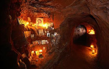 Паломнический тур «Святые пещеры» в с. Покровка
