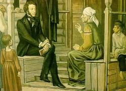 Пушкин в Оренбурге