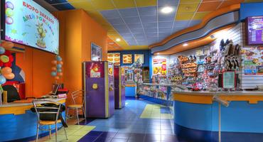 Детский развлекательный центр «CRAZYPARK»