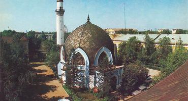 Оренбургский Караван-Сарай