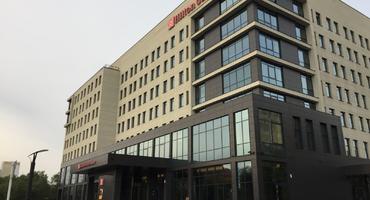 Гостиница «Hilton Garden Inn Orenburg»