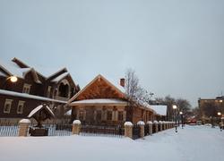 Культурный комплекс Национальная деревня