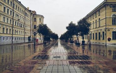 Обзорная экскурсия по Оренбургу для гостей города и школьников