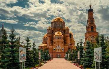 Паломнический тур в Саракташ (Свято-Троицкая обитель)